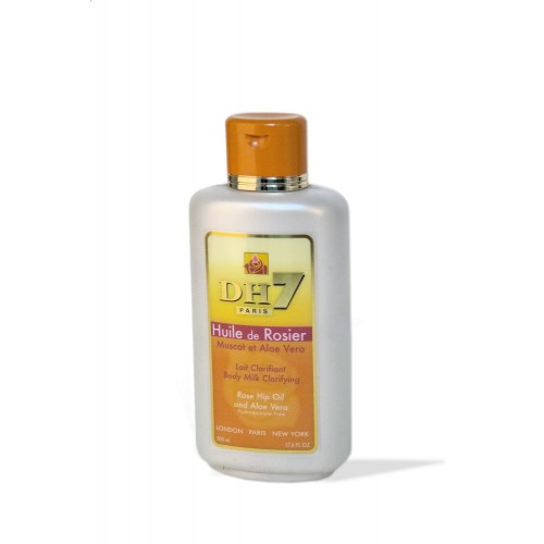 DH7 Clarifying Body Lotion with Rose Hip and Aloe Vera 500 ml