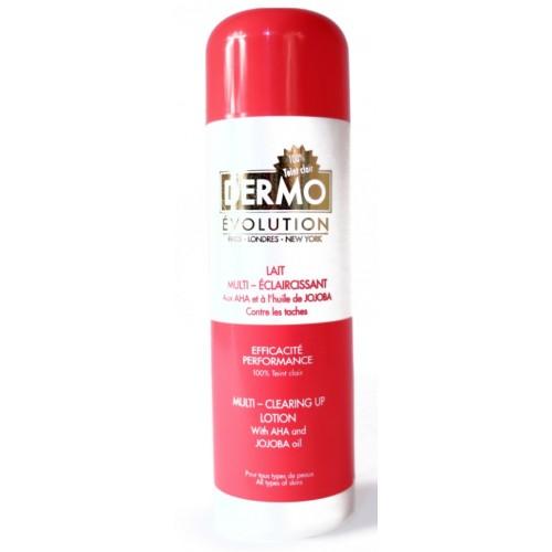 DermoEvolution Lightening Body Lotion with Jojoba Oil 500ml