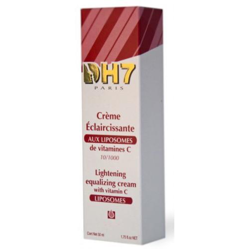 Crème éclaircissante Liposome
