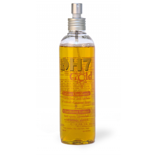 DH7 Gold Clarifying Lotion 250 ml