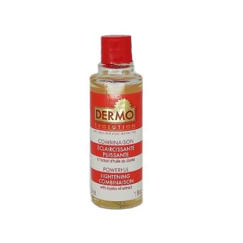 DermoEvolution Combinaison Eclaircissante Puissante 50 ml