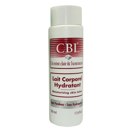 CBL Lait Corporel Hydratant 500 ml