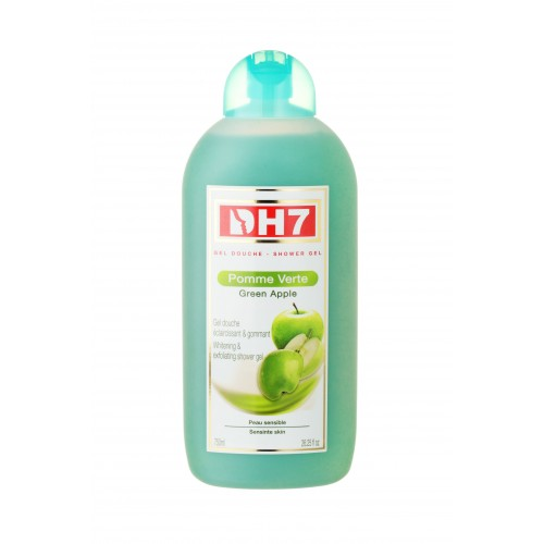DH7 Shower Gel Lightening and Exfoliating Green Apple 750 ml