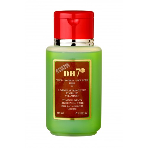 DH7 Lotion astringente florale 150ml