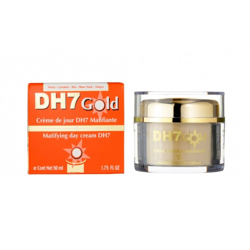 DH7 Gold Day Cream Mattifying 50ml