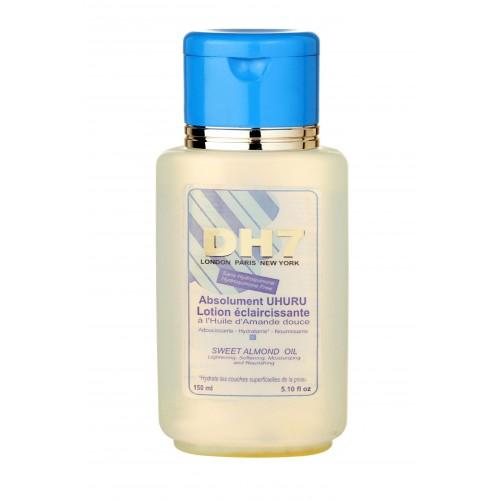 DH7 Lotion éclaircissante à l'huile Amande douce 150ml