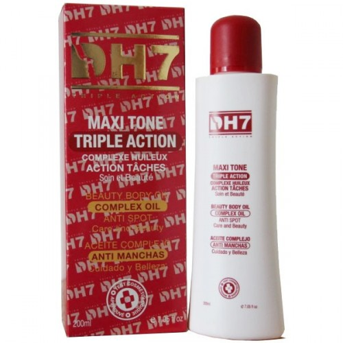DH7 Maxitone Oil Triple Action 200 ml