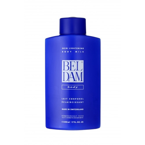 BelDam Lightening Body Milk 500ml