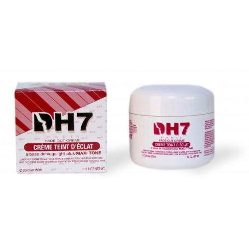 DH7 Fade out cream brightness complexion with Vegalight Plus Maxitone