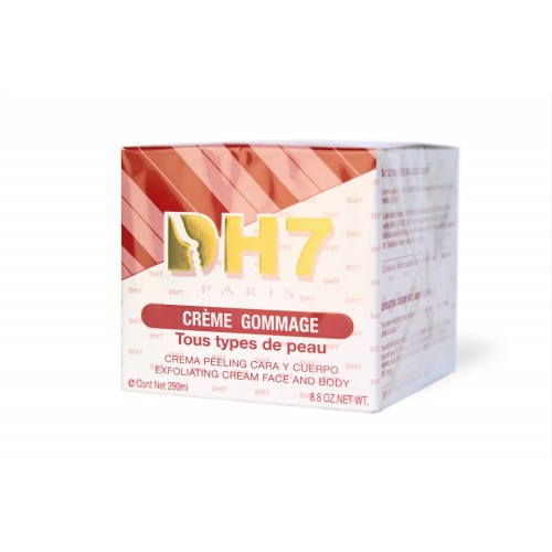 DH7 Exfoliating Cream 250 ml