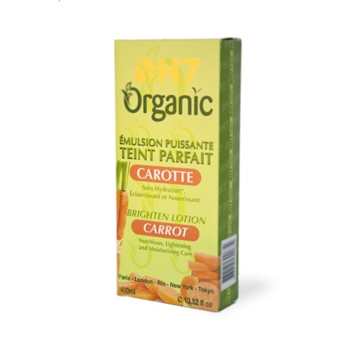 DH7 Powerful Carrot Emulsion 400 ml
