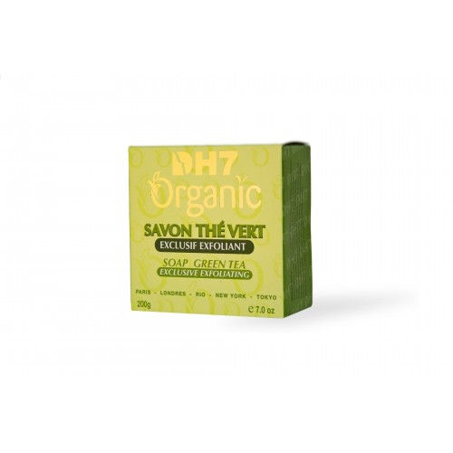 DH7 Green Tea Soap 200 ml