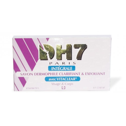DH7 Clarifying and Exfoliating Soap Integral 250g