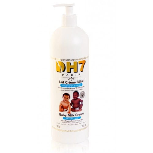 DH7 Baby Boy Body Milk 1L