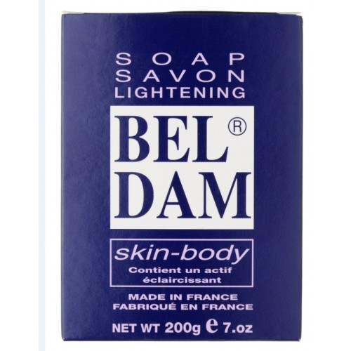 BelDam Lightening Soap 250g