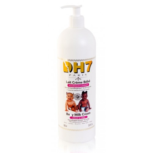 DH7 Baby Girl Body Milk 1L