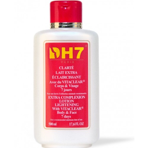 DH7 Extra Complexion Lotion Lightening with VITACLEAR 500 ml