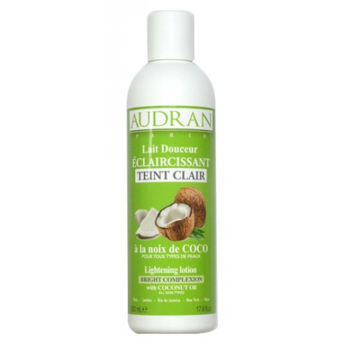 Audran Lightening Body Lotion with Coconut 500ml