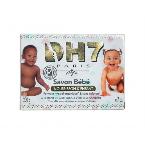 DH7 savon Bébé à l'extrait de Calendula