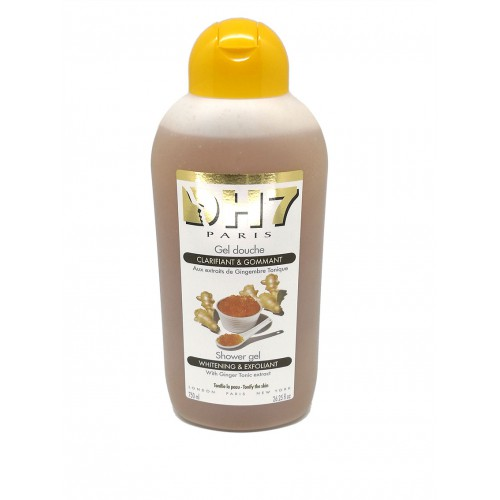DH7 Lightening and Exfoliating Tonic Ginger Shower Gel 750 ml