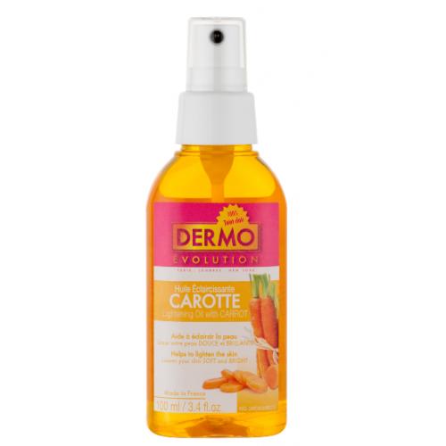 DermoEvolution Lightening Carrot Oil 100 ml