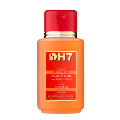 DH7 Lightening body oil with Vitaclear/Argan 150 ml