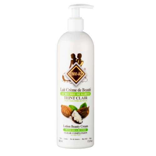 Envi A2 Lightening Body Lotion with Shea Butter 500 ml