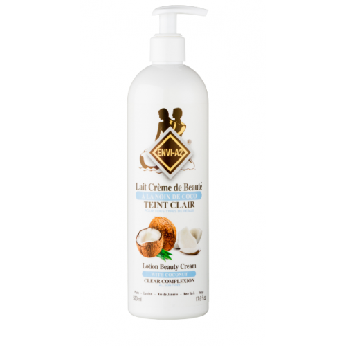 Envi A2 Lightening Body Lotion with Coconut 500 ml