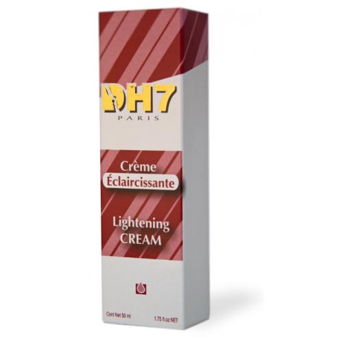 DH7 Crème éclaircissante rouge 50g