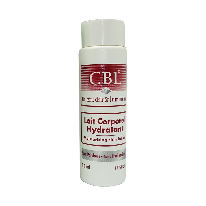 CBL Lait Corporel Hydratant 500 ml