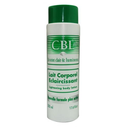 CBL Lait Eclaircissant Vert 500 ml