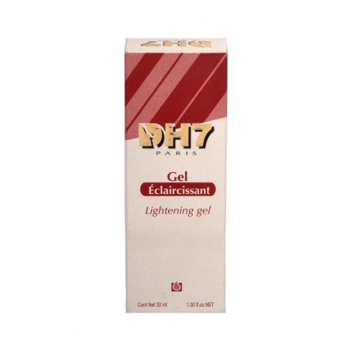 DH7 gel éclaircissant rouge 30g