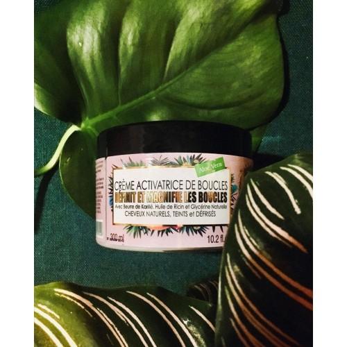 EVA  GRACE Crème Activatrice de Boucles 300 ml