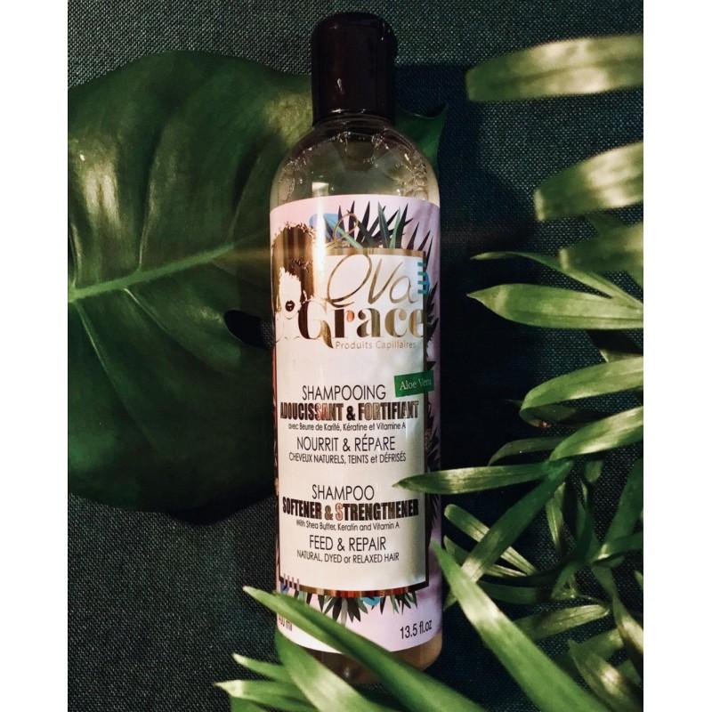 EVA GRACE Softener & Strengthener Shampoo 400 ml