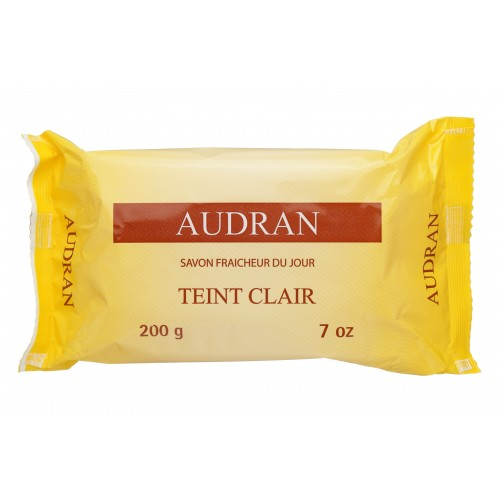 Audran Light Complexion Soap 200g